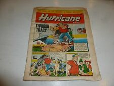 HURRICANE Comic - Date 26/12/1964 - UK Paper Comic (1964)