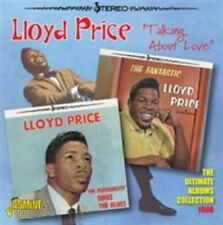 Lloyd Talking About Love The Ultimate Albums Collection 1960 Music CD