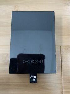 Microsoft XBOX 360 250GB Slim / E Hard Drive OEM Original Genuine - Ships Fast