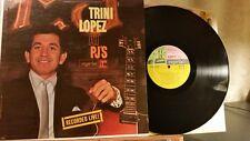 Trini Lopez At P.J.'s Live Reprise R 6093 1st press 4 color label mono