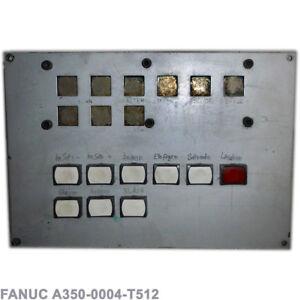 FANUC PCB A350-0004-T512