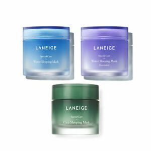 [LANEIGE] Sleeping Mask (Water / Lavender / Cica) (Korean Cosmetics)