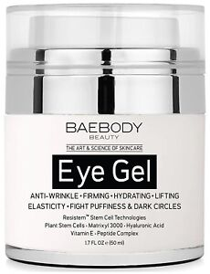 B Baebody Eye Gel For Dark Circles, Puffiness, Wrinkles And Bags The Most