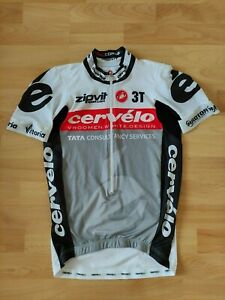 Castelli Cervélo Test Team 2010 Tour de France Edition Aero Race Jersey Size: L