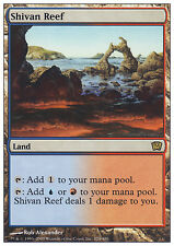 MTG SHIVAN REEF - POOR/ROVINATA - 9TH - MAGIC