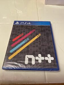 N++ Plus (Sony PlayStation 4, 2017) Limited Run PS4 Brand New Sealed