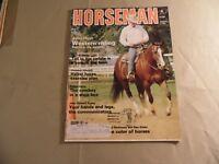 Horseman Magazine / March 1981 / Free Domestic Shipping