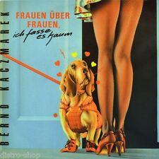 """7"""" BERND KACZMAREK Frauen über Frauen, ich fasse es kaum / Wien RCA orig. 1990"""