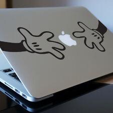 """MICKEY Mouse/Mani Apple MacBook Decalcomania Sticker si adatta 11"""" 12"""" 13"""" 15"""" & 17"""" Modelli"""