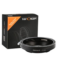 K&F Concept 67mm Macro Reverse Adapter Ring P67 for Pentax 645 mount 645D 645N