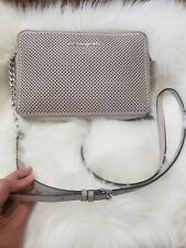 Michael Kors Perforated Crossbody Bag
