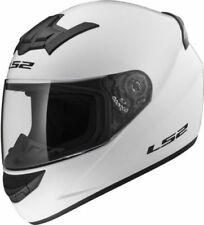 Casques blancs taille M LS2 moto pour véhicule