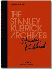 THE STANLEY KUBRICK ARCHIVES ~ ALISON CASTLE ~ TASCHEN ~ PROFUSELY ILLUS ~ HC