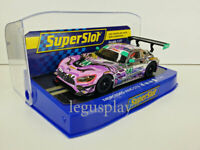 Slot Car Scalextric Superslot H4044 Mercedes-Amg GT3 Motorsports Daytona 2018