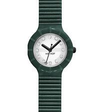 Orologio BREIL HIP HOP CRYSTAL Donna Solo Tempo Dark Green - hwu0504