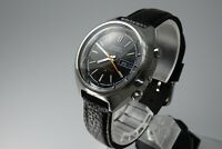 Vintage 1973 JAPAN SEIKO 70 FIVE SPORTS SPEED TIMER TIME SONAR  7015-7000 21Jewe