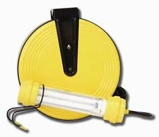 Bayco Sl-827 50' Osha Compliant Fluorescent Work Light On Reel
