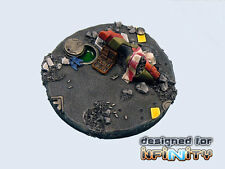 Micro Art Studio: Urban Fight Bases, Round 60mm (1)  (Made for Infinity) B03423