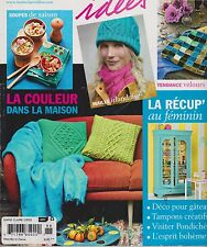 MARIE CLAIRE IDEES FRENCH MAGAZINE JANVIER-FEVRIER 2012.