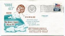 1972 CODE 417 Meteorological Satellite USAF Thor Burner 2 Vandenberg USA NASA