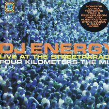 DJ Energy Live at the Streetparade Four chilometri-CD mixed trance Hard trance