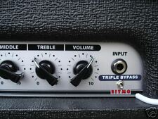 BITMO TRIPLE BYPASS MODS - BLACKHEART BH5 LITTLE GIANT AMP Head or Combo