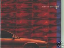 2000  Cadillac Eldorado Deluxe Sales Catalog