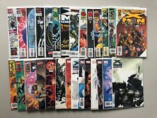 Lot of 28 X-Men Unlimited (1993 1st Series) from #1-50 VF Very Fine