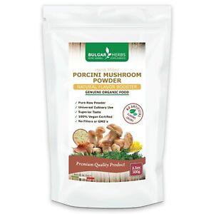 Organic Porcini Mushroom Powder - Italian Hand Milled Porcini Powder