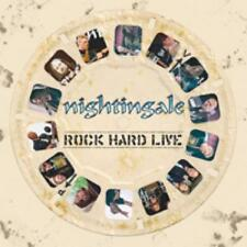 Nightingale - Rock Hard Live LP #115050