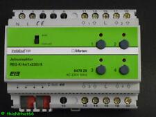 Merten EIB KNX Jalousieaktor REG-K/4x(1x230)/8 mit Handbedienung 647929