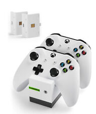 snakebyte Twin Charge X™ - Ladestation für XBOX One Controller inkl. 2-fach Akku