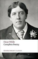 Complete Poetry by Oscar Wilde (Paperback, 2010)