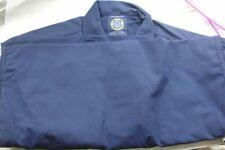 New Government Sewing & Apparel Blue Us Coast Guard Shirt Men's Odu 36R