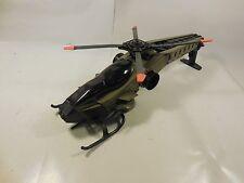 VINTAGE WORKING GI JOE RETALIATOR HELICOPTER ACTION FIGURE VEHICLE HASBRO 1990