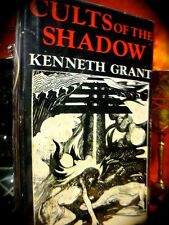 KENNETH GRANT: CULTS OF THE SHADOW ~ 1ST US ED 1976 LEFT HAND PATH OCCULT MAGICK