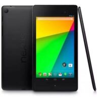 """ASUS Google Nexus 7 2013 2nd Gen. 16 GB 7"""" WiFi Android Tablet, Charger Bundle"""
