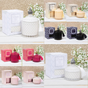 Scented Candle Diffuser Fragrance Soy Candles Home Glass Jar