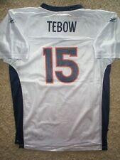 REEBOK Denver Broncos TIM TEBOW nfl Jersey YOUTH KIDS BOYS CHILDRENS (m-medium)