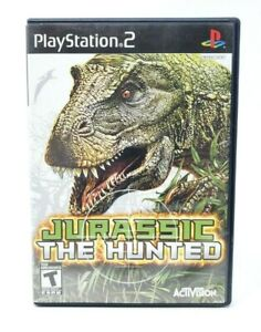 Jurassic The Hunted Sony PlayStation 2 PS2 Game