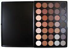 Paleta De Colores Sombras Maquillaje Profesional Color Café Morphe Pro 35