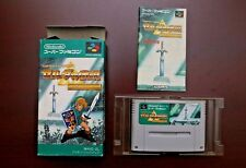 Super Famicom SFC The Legend of Zelda A Link to the Past boxed JP game US Seller