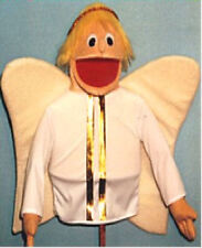 "18""tall  moving mouth Angel Puppet for Children's Programs or Easter Ministry"