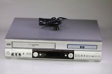 JVC HR-XVC1U DVD VHS Player VCR Combo VCR Recorder NO REMOTE
