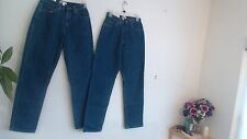NWT SIZE 10P LOT OF 2 LOOSE FIT DARK JEANS BY NATURAL REFLECTIONS BASS PRO SHOPS