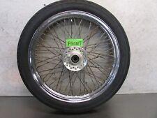 H HONDA SHADOW CD 600 1997 OEM  FRONT WHEEL