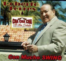 Roberto Torres Con Mucho Swing   (Digipak)  BRAND  NEW SEALED  CD