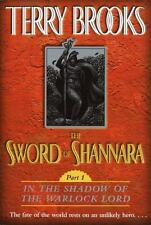 The Sword of Shannara: In the Shadow of the Warlock Lord Brooks, Terry Paperbac