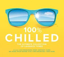 100% Chilled by Various Artists Summer CD BRAND NEW 0600753626856 TT