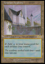 MTG magic *TOLARIAN ACADEMY* Urza's Saga Legendary Land Rare